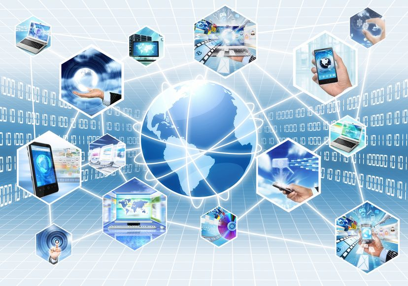 Internet Multimedia Konzept